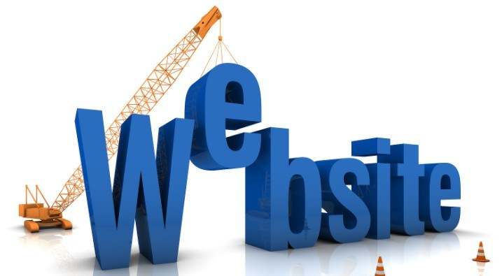 Comment heberger un site web ? Illustration de la construction d'un site web